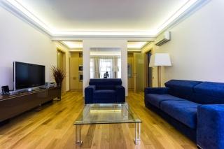 аренда стильной просторной 3-комнатной квартиры в центре С-Петербург