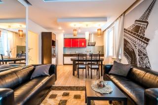 стильная 3-комнатная квартира в аренду в новом комплексе ул. Кораблестроителей СПБ