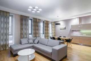 lease stylish apartment in an elite house St-Petersburg