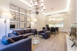 apartment rental near Hermitage