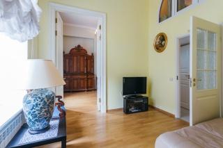 видовая 3-комнатная квартира в аренду в центре С-Петербург
