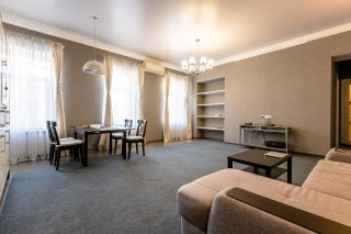 авторская 2-комнатная квартира в аренду Санкт-Петербург