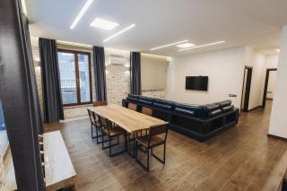 аренда современной авторской 3-комнатной квартиры в элитном доме С-Петербург
