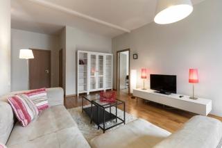 авторская 3-комнатная квартира в аренду в элитном доме с паркингом С-Петербург