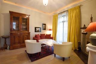 стильная 4-комнатная квартира в аренду на Миллионной улице С-Петербург