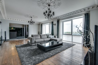 author's design 3-room apartment for rent at 4, Robespiera Embankment