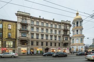 продажа здания Колокольная ул. 2 Санкт-Петербург