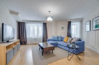 2-комнатная квартира в аренду в новом доме С-Петербург
