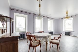 сниму авторскую 6-комнатную квартиру на Смольном пр. С-Петербург