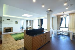 арендовать авторскую 4-комнатную квартиру в Петроградском районе СПБ