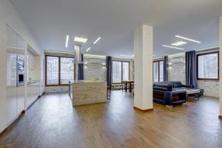арендовать дизайнерскую квартиру в элитном ЖК СПБ