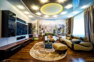 3-комнатная квартира в аренду в новом доме С-Петербург