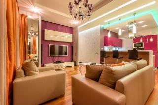 арендовать 2-комнатную квартиру с балконом СПБ
