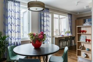 снять дизайнерскую 3-комнатную квартиру в историческом центре Санкт-Петербурга