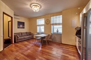 снять современную 2-комнатную квартиру в самом центре Санкт-Петербурга