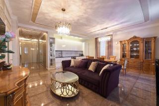 арендовать 4-комнатную квартиру в элитном ЖК Санкт-Петербург