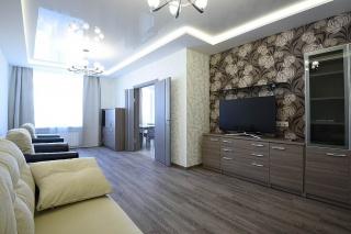 снять стильную 4-комнатную квартиру в современном ЖК Санкт-Петербург