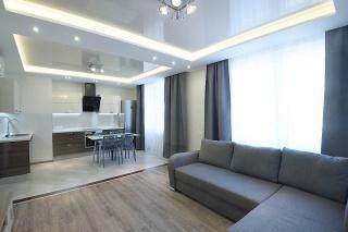арендовать светлую квартиру в новом ЖК С-Петербург