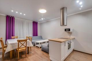 снять стильную 3-комнатную квартиру в современном ЖК Санкт-Петербург