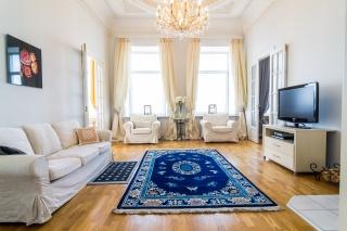 арендовать элитную квартиру в центре С-Петербург